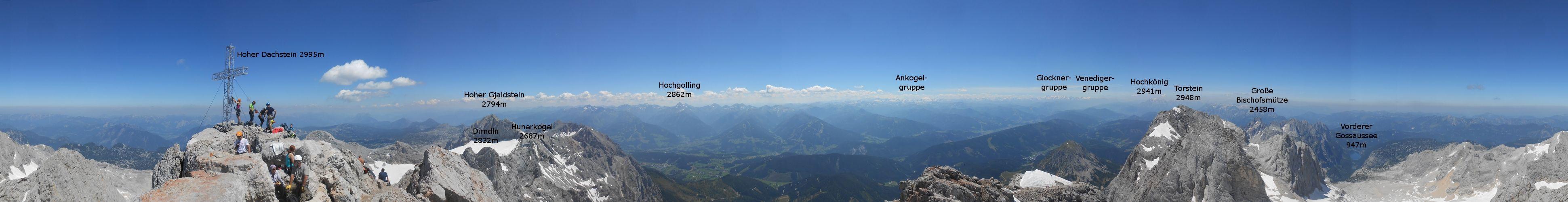 Panorama_Dachstein