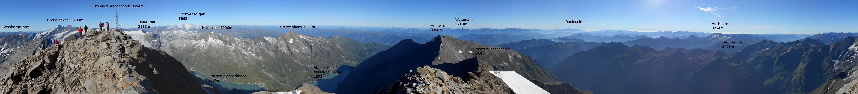 Panorama_GrossesWiesbachhorn