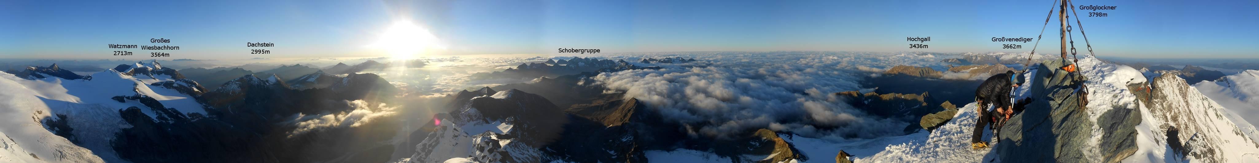 Panorama_Grossglockner