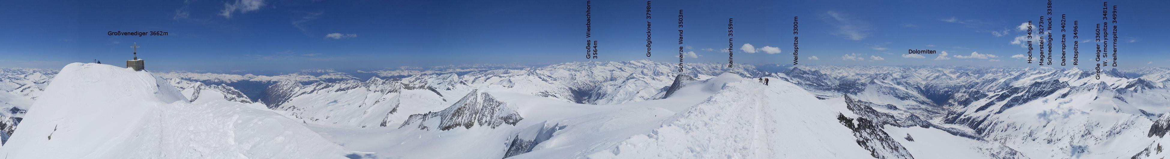 Panorama_Grossvenediger