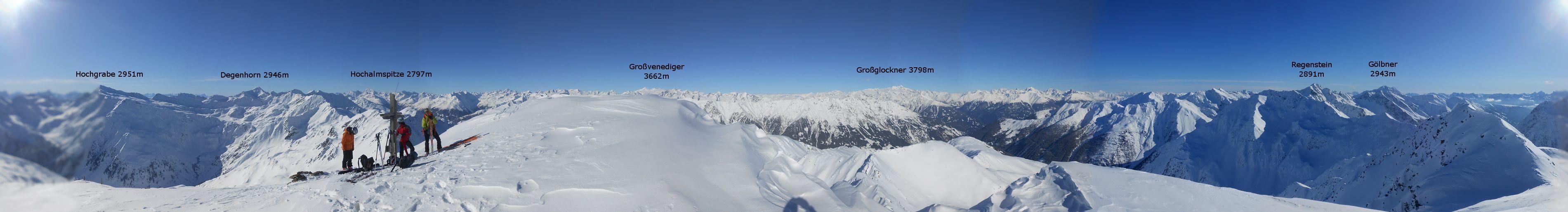 Panorama_Hochalmspitze